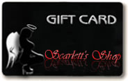 Give a Scarlett's Shop Gift Card!